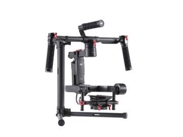 Rent: DJI Ronin-M      3-Axis Gimbal Stabilizer