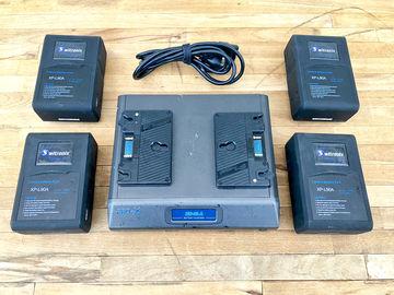 Rent: Switronix XP-L90S Gold Mount Battery - C