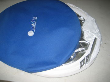 """Rent: Flexfill 48"""" Collapsible Reflector - Silver/White"""