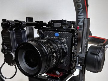 Rent: ARRI Alexa Mini 4:3 RAW Ronin 2 Zooms FOCUS KIT