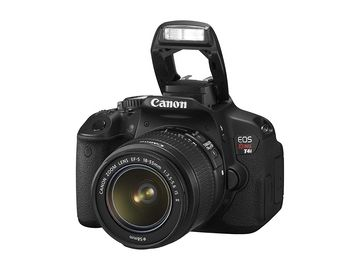 Rent: Canon EOS Rebel T4i Kit with Lenses