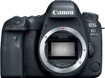 Rent: Canon EOS 6D Mark ii