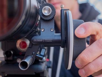 Rent: Wooden Camera Zip Focus - 15mm LW Follow Focus