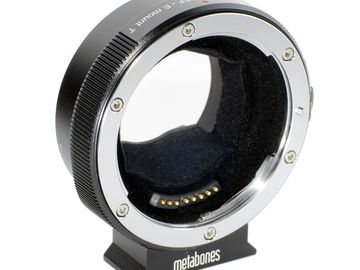 Rent: METABONES Speed Booster EF lens to NEX (MK IV)