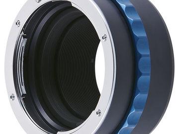 Rent: NOVOFLEX Nikon Lens to Sony E Adapter