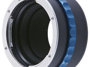 Rent: NOVOFLEX Nikon Lens to MFT Adapter
