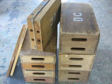 Rent: (11) apple Boxes