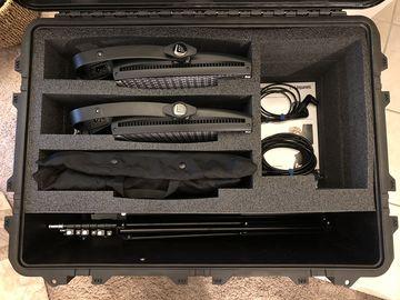 Rent: Litepanels Astra 6X 2-light Kit