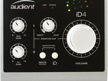 Rent: Audient iD4