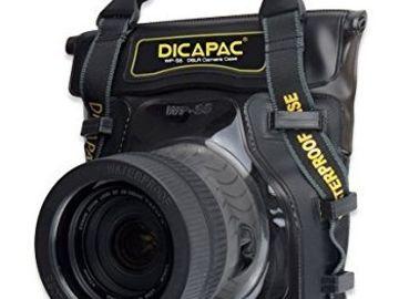 Rent: DiCAPac WP-S5 Waterproof Case