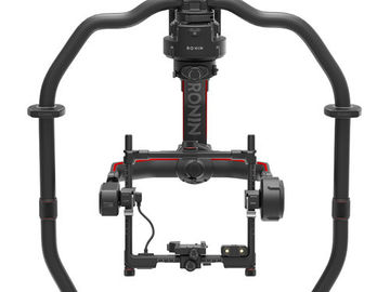 Rent: DJI Ronin 2 3-Axis Stabilizer (up to 30lbs)