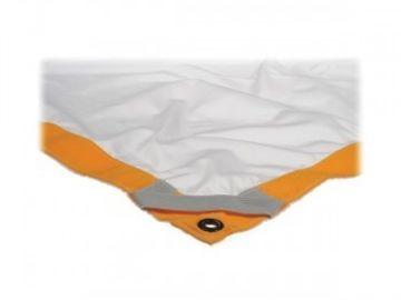 Rent: Matthews Butterfly/Overhead Fabric - 12x12' - White Artifici