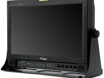 "Rent: TVLOGIC 17"" LVM-173W3G LCD Monitor"