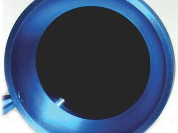 Rent: Blue Ring Gaffers Glass