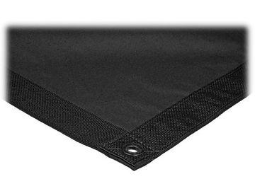 Rent: Matthews 8x8' Overhead Fabric - Solid Black