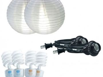 Rent: Kino Flo Soft Light China Ball Kit
