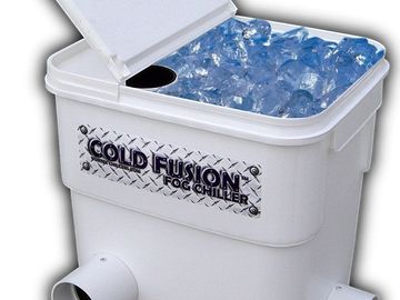 Rent: Vortex Chillers Home Series Cold Fusion -Black Fog Chiller