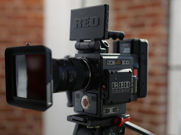 Rent: RED Scarlet Dragon 5K