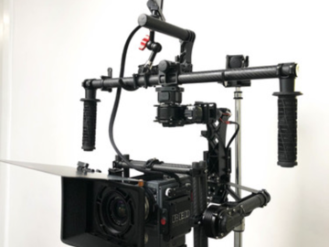 Rent: RED Scarlet-W Dragon 5K + Movi + Lenses