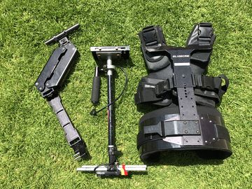 Rent: Glide Cam  W/ Glidecam HD 2000 For SLR or RED epic