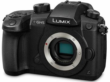 Rent: Panasonic Lumix GH5 Body w V-LOG Batteries Cards