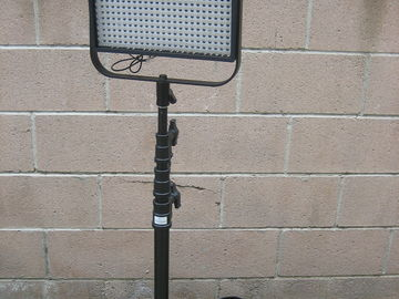 Rent: (2x) Litepanels 1x1 LED Bio Color / Dimmer w/ stands
