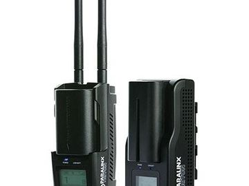 Rent: PARALINX Triton 1:1 Wireless Video System