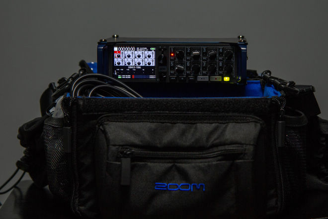 Zoom F8 Audio Package