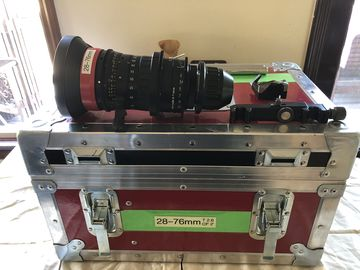 Rent: Angenieux Optimo 28-76mm T2.6 PL Zoom Lens