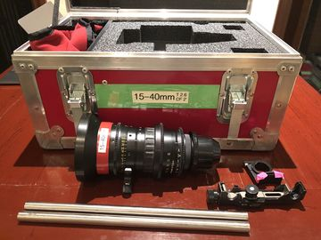 Rent: Angenieux Optimo 15-40mm T2.6 PL Zoom Lens