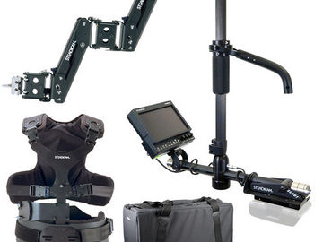 Rent: STEADICAM Scout HD (5-18lb Payload)