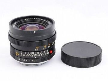 Rent: Leica Elmarit-R f/2.8 24mm - Cine Mod for Canon EF