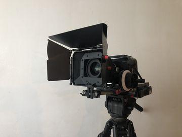 Rent: Blackmagic Production Camera 4K + Prime lenses (4) & Tripod