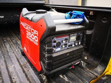 Rent: 30amp Silenced Generator