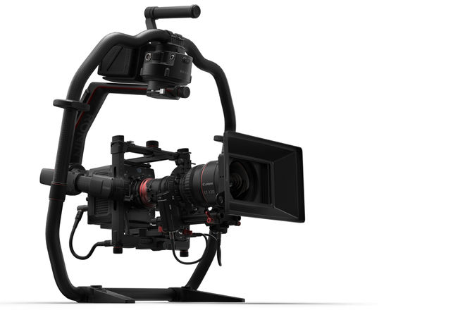 DJI Ronin 2 + 4 batteries
