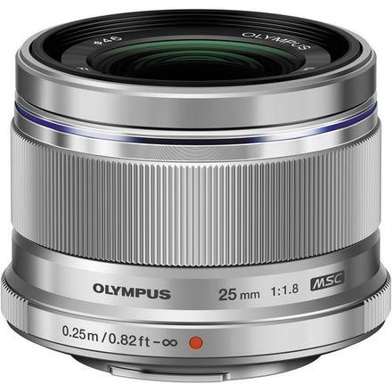 Olympus M.Zuiko Digital 25mm f/1.8 Micro Four Thirds Lens