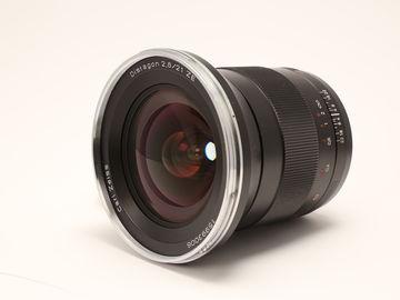 Rent: Zeiss ZE 21mm f/2.8