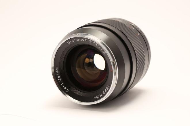 Zeiss ZE Distagon 35mm f/2