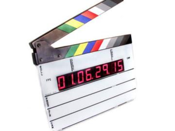 Rent: Denecke TS3 Timecode slate