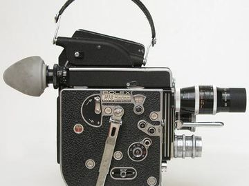 Rent a Bolex H16 16mm Camera | ShareGrid