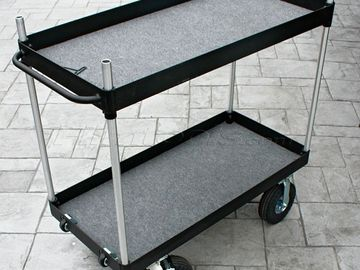 Rent: Backstage TR-03 Camera Cart