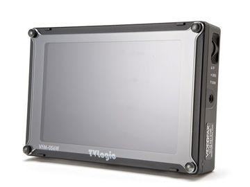 "Rent: TVLogic VFM-056W 5.6"" HDMI-SDI Monitor with Noga Arm"