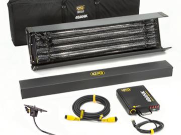 Rent: Kino Flo 4-ft 4-Bank Kit