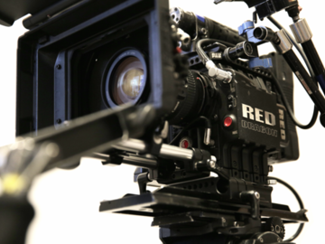 Rent: Red Epic-X Dragon Package with Tripod, Matte Box, Handheld