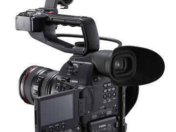 Rent: Canon EOS C100 Mark II w/ Canon f/4L 24-105 mkii