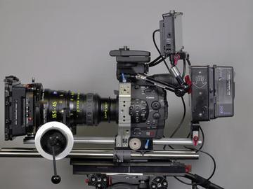 Rent: Canon C300 MK II 4K package