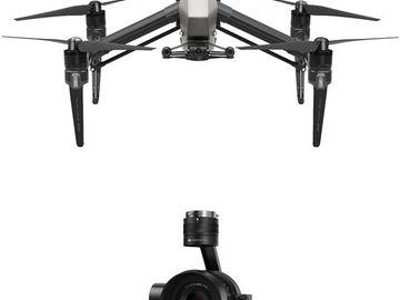 Rent: DJI Inspire 2 Quadcopter