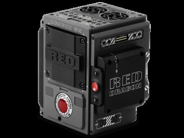 Rent: RED SCARLET-W + 6 Lenses + Media + Display + Power