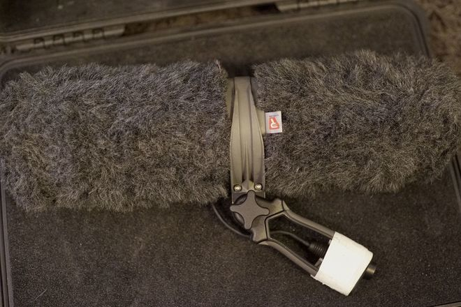 Rycote S-Series 300 Windshield Kit