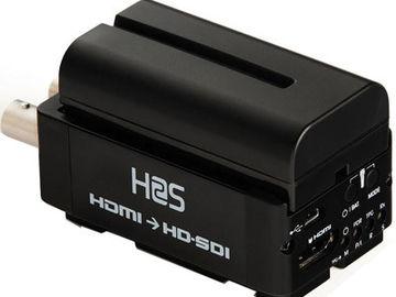 Rent: ATOMOS Connect HDMI to HDSDI Converter